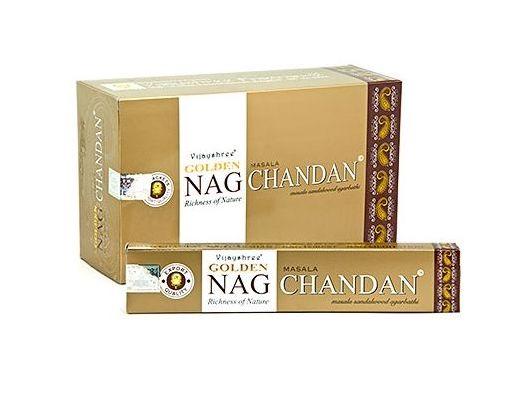 Chandan, Rökelse, Golden Nag