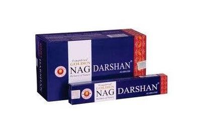 Darshan, Rökelse, Golden Nag