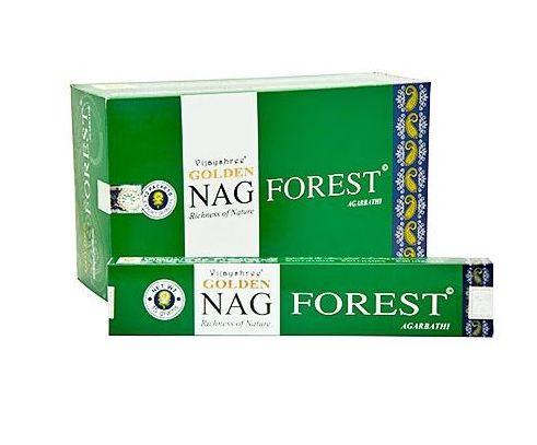 Forest, Rökelse, Golden Nag