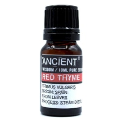 Röd Timjan, Red Thyme, Eterisk Olja, Ancient Wisdom, 10ml