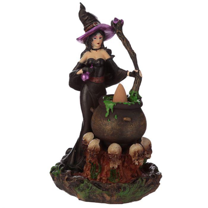 Witches Cauldron Backflow, Backflow Rökelsebrännare