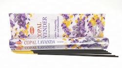 Copal Lavender, Kopal lavendel rökelse, HEM