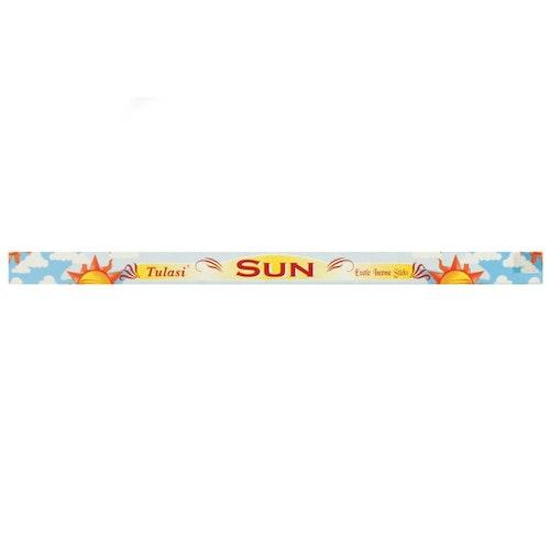 Sun, rökelse, 8-pack Tulasi