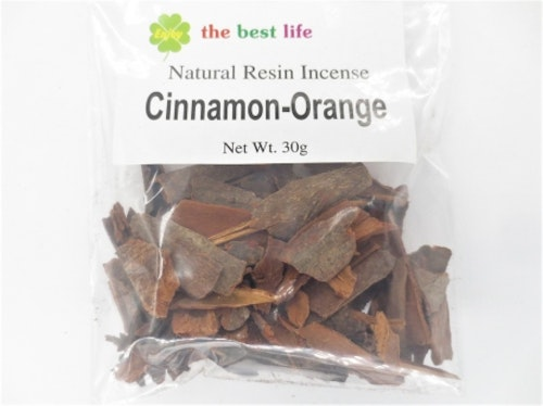 Cinnamon-Orange Resin, 30g