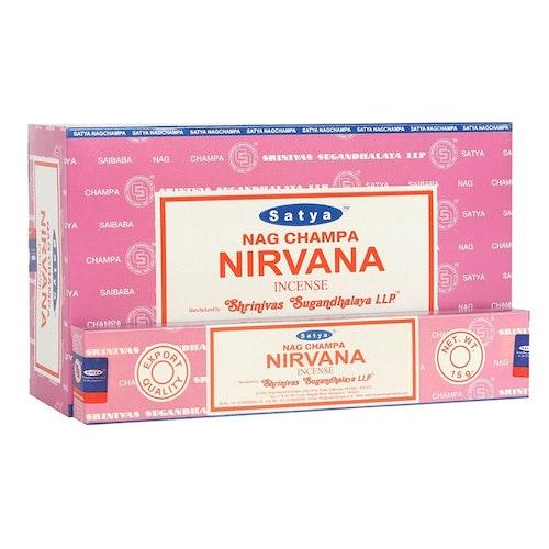 Nirvana, Rökelse, Satya