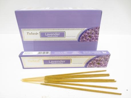 Lavendel Masala, rökelse, Tulasi