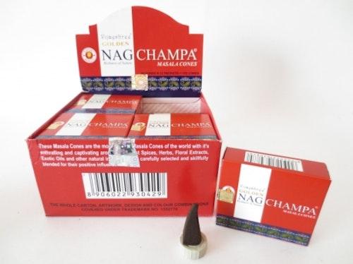 Champa, Rökelsekoner, Golden Nag