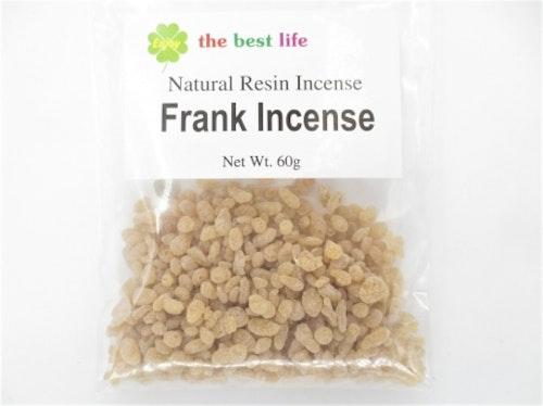 Frank Incense Resin, 60g