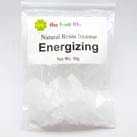 Energizing Camphor, Resin 30g AA
