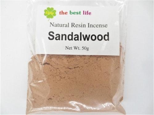 Sandalwood, Resin 50g