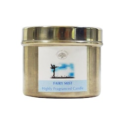 Fairy Mist 150g Doftljus, Green Tree
