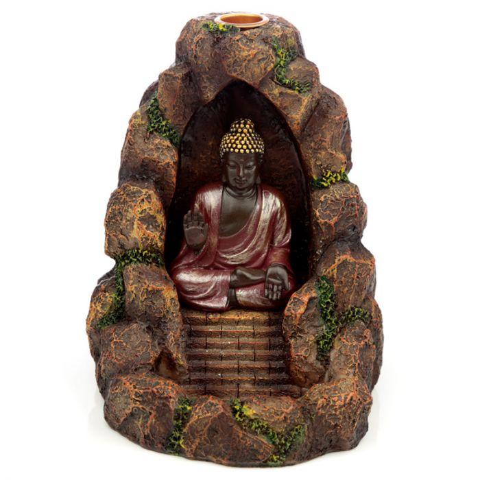 Thai Buddha, Backflow Rökelsebrännare