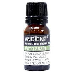 Petitgrain Organic Eterisk Olja, Ancient Wisdom, 10ml
