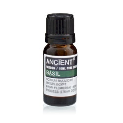 Basilika, Basil, Eterisk Olja, Ancient Wisdom, 10ml