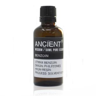 Bensoin, Benzoin, Eterisk Olja, Ancient Wisdom, 50ml