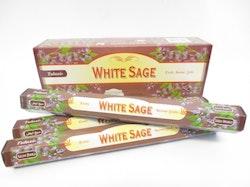 White Sage, rökelse, Tulasi