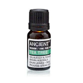Tea Tree Eterisk Olja, Ancient Wisdom, 10ml