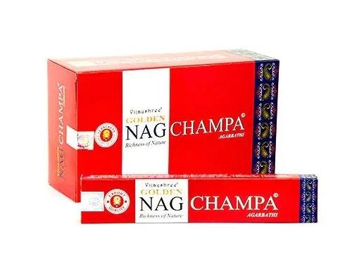 Champa, Rökelse, Golden Nag
