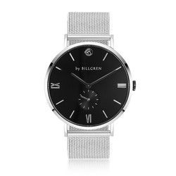 Gustaf Watch Mesh, black
