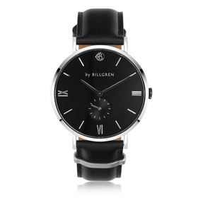 Gustaf Watch, black/black