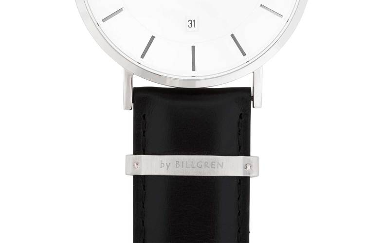 Douglas watch, white/black