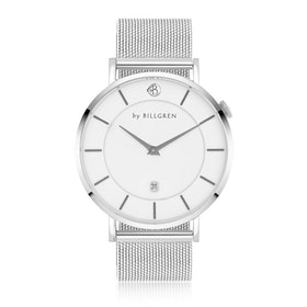 Douglas Watch Mesh, white