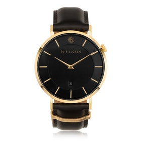 Douglas Watch Gold, black/black