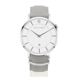 Douglas Watch, grey/white