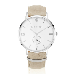 Gustaf Watch, sand/white