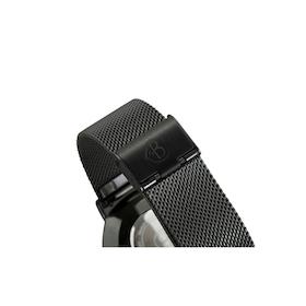 Klockarmband Mesh, svart