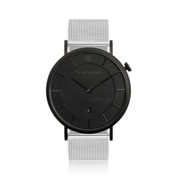 Douglas Watch, Steel Mesh, matte black