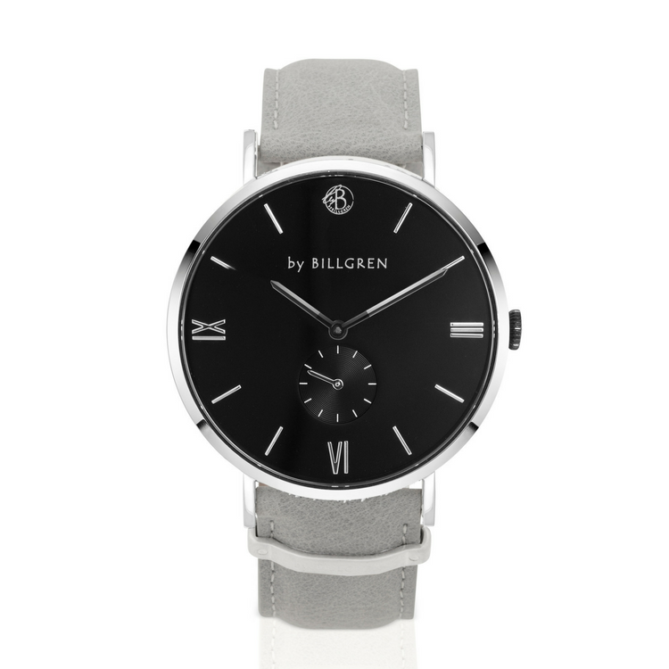 Gustaf Watch, sand/black