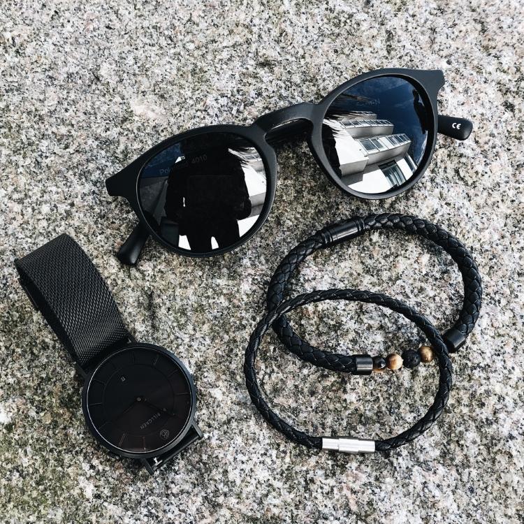 Solglasögon, SoHo, Charcoal