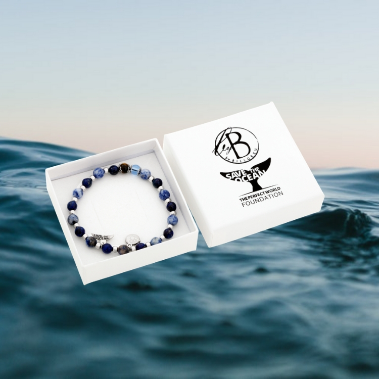 save the ocean armband