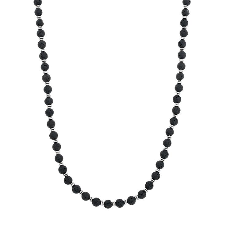 Beadshalsband, lavasten