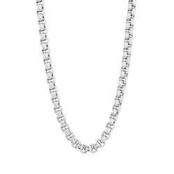 Chain necklace, steel