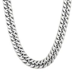 Kedjehalsband, G, stål