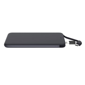 Powerbank, Android / iPhone, Black