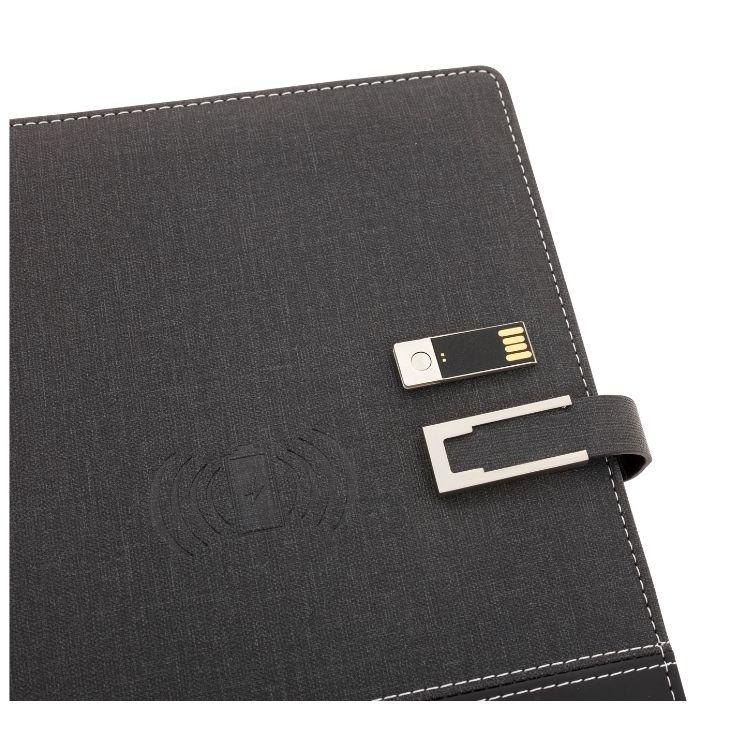 Smart Notebook, Anteckningsbok, Powerbank