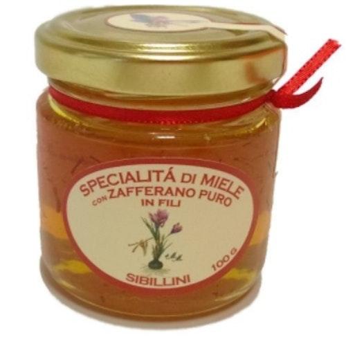 Acaciahonung m saffran 100 gr