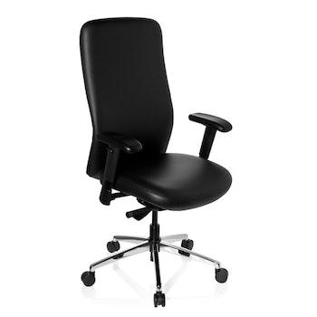 Ergonomisk kontorsstol, Milissa Skinn - Upp till 150 kg