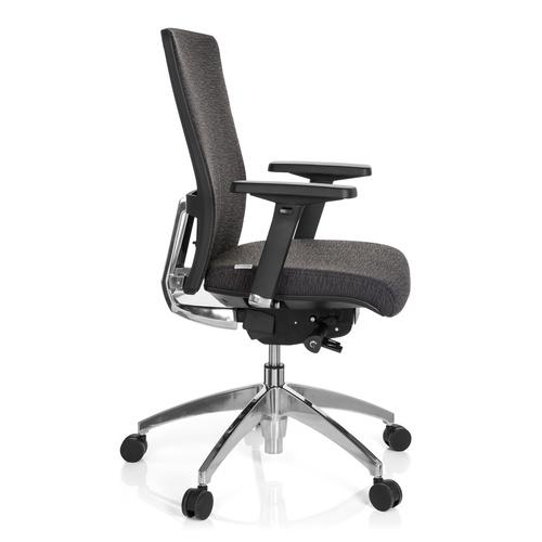 Ergonomisk kontorsstol, Luxi Bas - Färgval