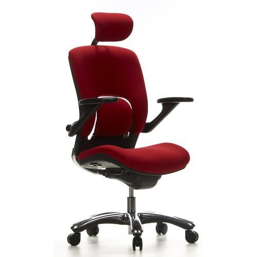 Ergonomisk skrivbordsstol, Nicolette - Flera färger