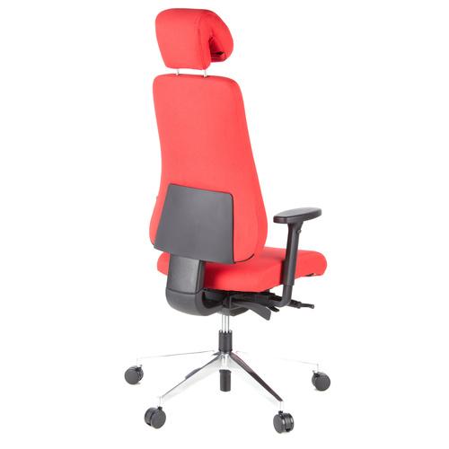 Ergonomisk skrivbordsstol, Noriko med huvudstöd