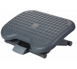 Ergonomiskt fotstöd, Dino Dot - Placeras under skrivbord