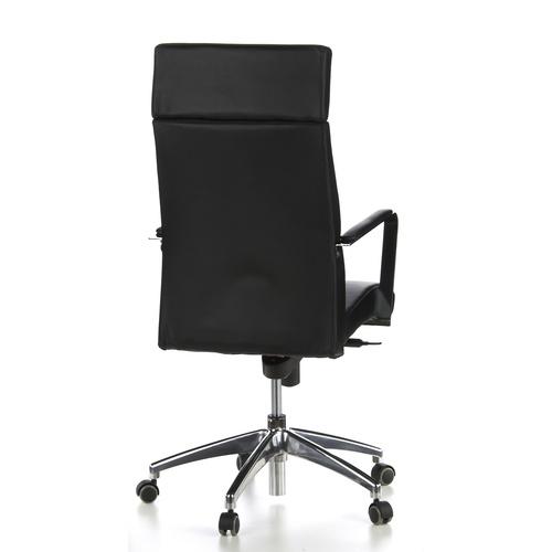 Skrivbordsstol, Erwin High - Skinn färgval