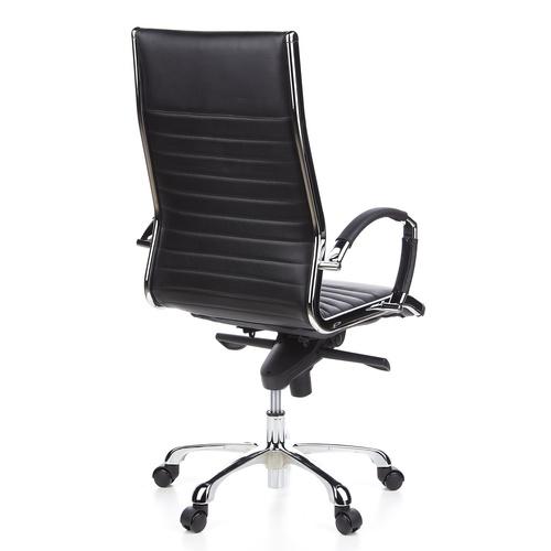 Konferensstol/skrivbordsstol, Novella - Skinn med färgval