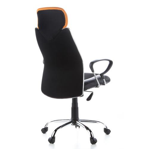 Skrivbordsstol, Eddy Pad - Orange