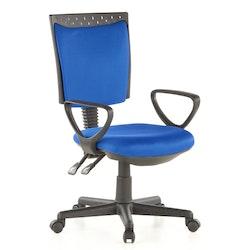 Skrivbordsstol, Stefany Square - Blå