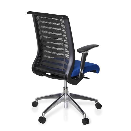 Skrivbordsstol, Williams Pro - Tygsits